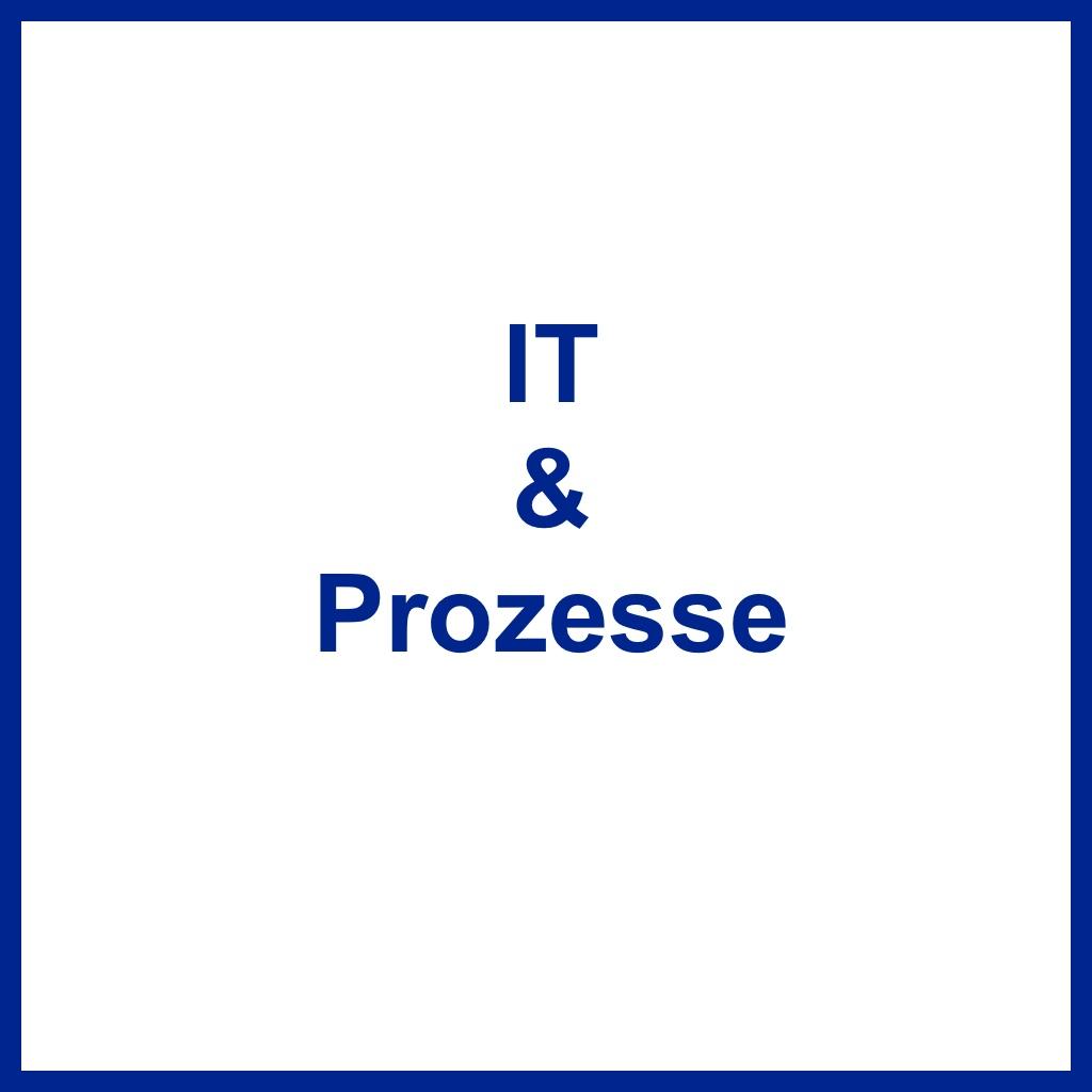<br /> IT &amp; Prozesse