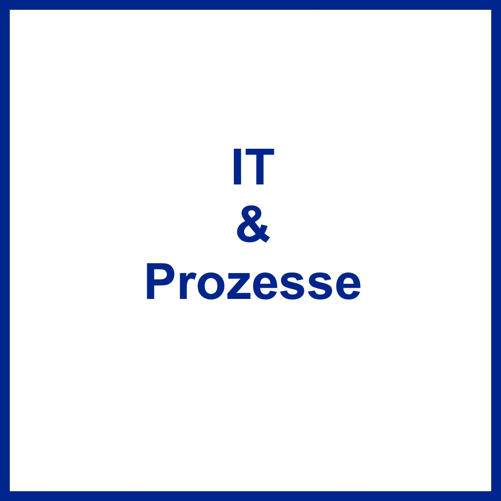 <br /> IT & Prozesse